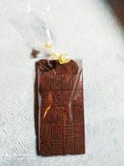 LowE carb LC čokoláda mléčná s lyofilizovanými jahodami