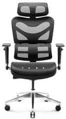 Diablo Chairs V-Commander, černá (5902560338164)