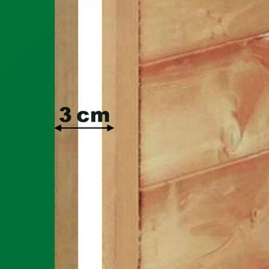 Kerbl Psí bouda celoroční 100 x 83 x 94 cm hnědá 81349