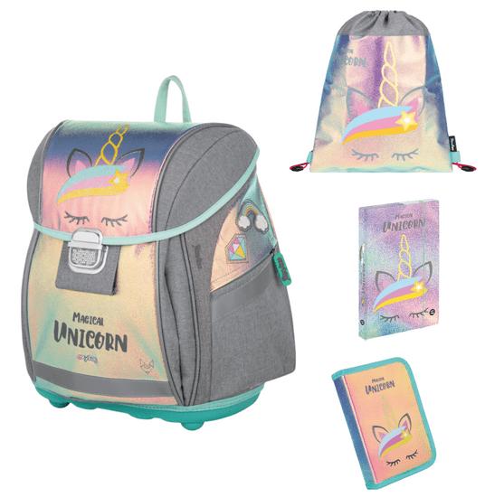 Karton P+P Premium Light Unicorn iconic šolski komplet