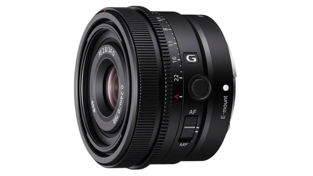 Sony 24 mm F2,8 G