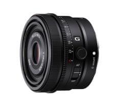 Sony objektiv 40 mm F2,5 G (SEL40F25G.SYX, črni