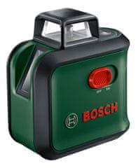 Bosch AdvancedLevel 360 + TT 150 Křížový laser set 0.603.663.B04
