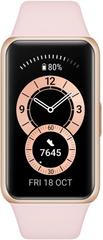 Huawei Band 6, pametna narukvica, ružičasta