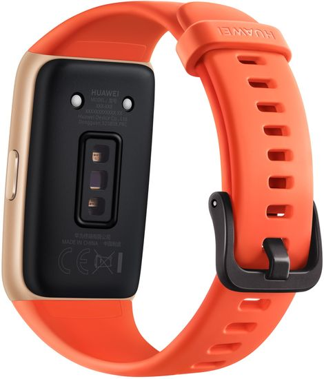 Huawei Band 6 pametna zapestnica, rdeča