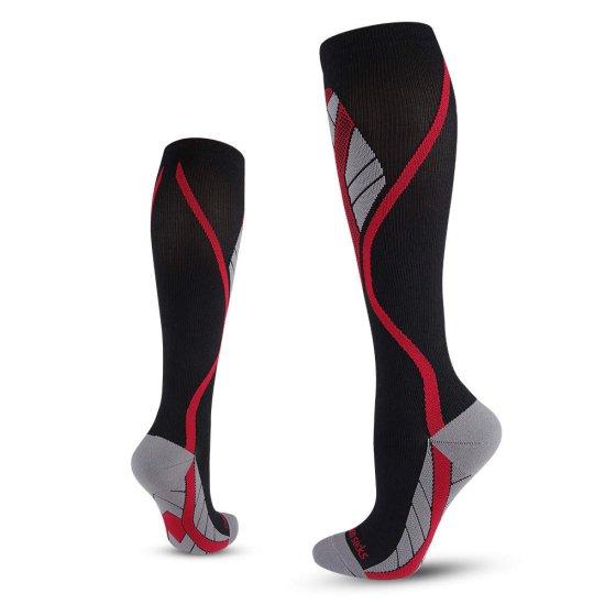 WookVibe športne kompresijske nogavice G-Performance unisex