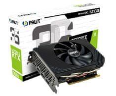 PALiT StormX GeForce RTX 3060 grafična kartica, 12 GB GDDR6 (NE63060019K9-190AF)