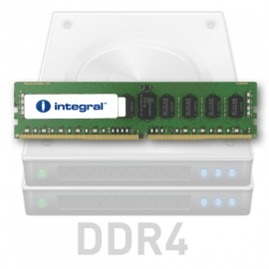 Integral pomnilnik (RAM), DDR4 16 GB, RDIMM, 2666 MHz, CL19, 1.2 V (IN4T16GREMSX1)