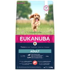 Eukanuba hrana za psa Adult Small & Medium Lamb, 2,5 kg