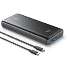 Anker PowerCore II Elite prenosna baterija za prenosnike, 25600 mAh, 87 W