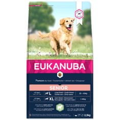 Eukanuba Senior Large & Giant Lamb 2,5 kg