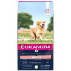 Eukanuba hrana za psa Senior Large & Giant Lamb, 12 kg