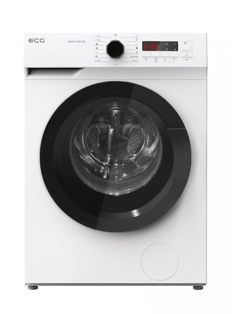 ECG automatická pračka EWFS 1063 DE