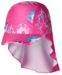 Reima lány baseball sapka Mustekala, 44 - 46, rózsaszín