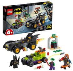 LEGO Super Heroes 76180 Batman™ vs. Joker™: Üldözés a Batmobilban