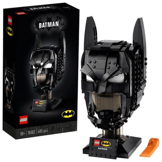 LEGO Super Heroes 76182 Batmanova maska