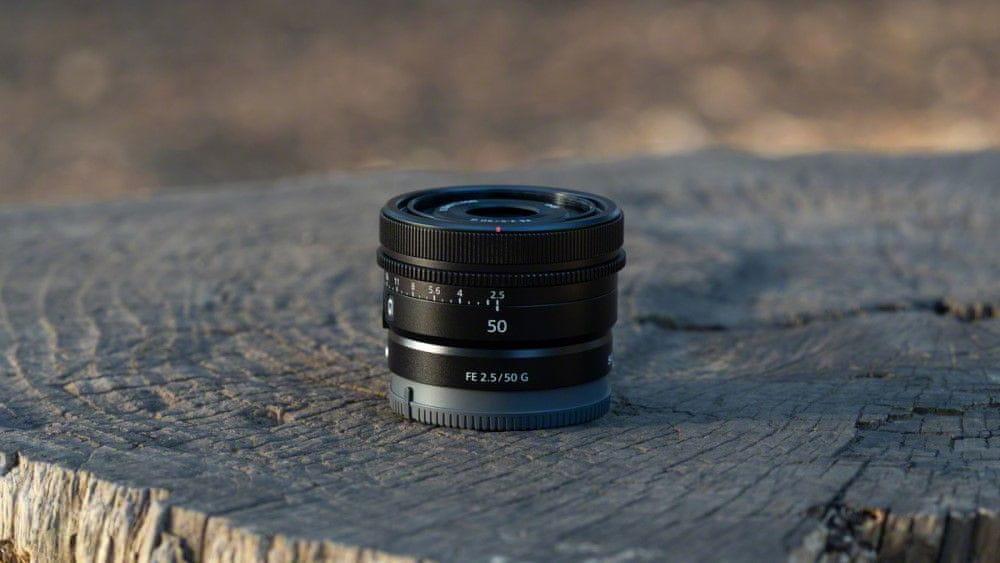 Sony 50 mm F2,5 G