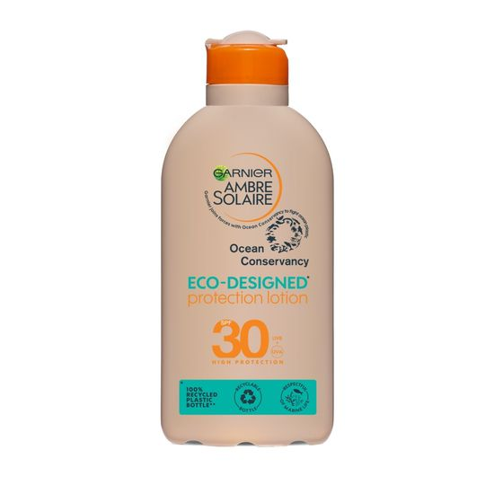 Garnier Ambre Solaire Ocean Protect mleko, SPF30, 200 ml