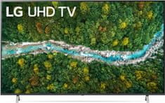 LG 75UP77003L 4K UHD DLED televizor, Smart TV