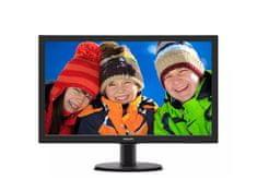 Philips 243V5QHABA monitor, 59.9 cm, FHD, MVA (243V5QHABA/00)