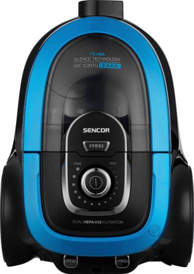 SENCOR vysávač SVC 1035TQ