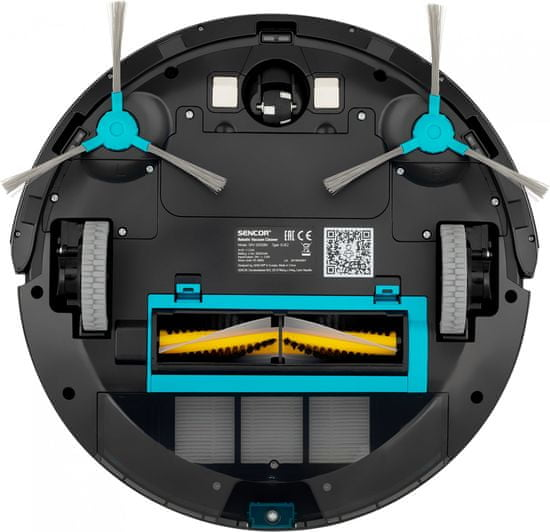 SENCOR robotický vysavač SRV 9250BK-EUE3