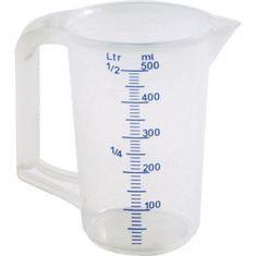 Schneider Odmerka plast 500 ml