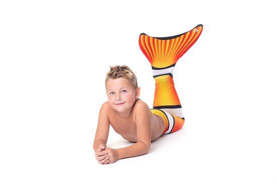 Happy Tails Set kostým mořská panna NEMO kluci + monoploutev