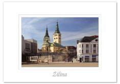 tvorme pohľadnica Žilina III