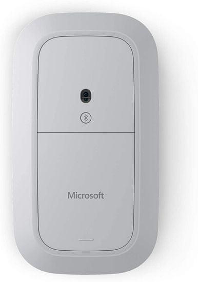 Microsoft Modern Mobile miška, siva