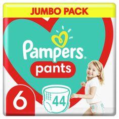 Pampers Pants 6 Extra Large pelenka (15+ kg) 44 db