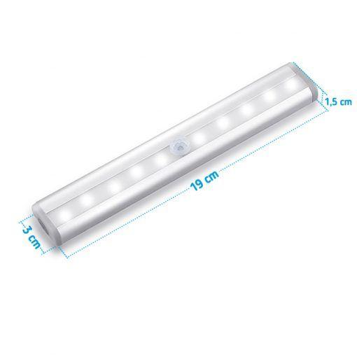 VivoVita Smart LED light – LED lučka s senzorjem gibanja