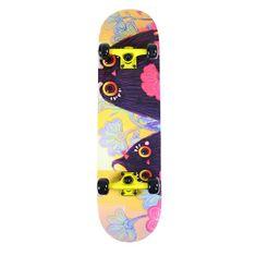 Nils Extreme Skateboard deska Garden S-133