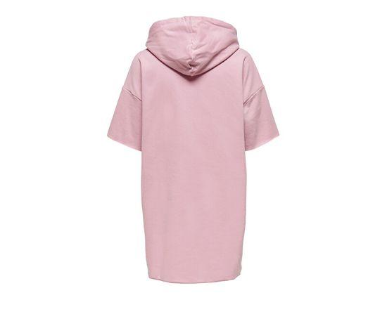 ONLY Ženska obleka ONLDREAMER LIFE 15247120 Rose Smoke