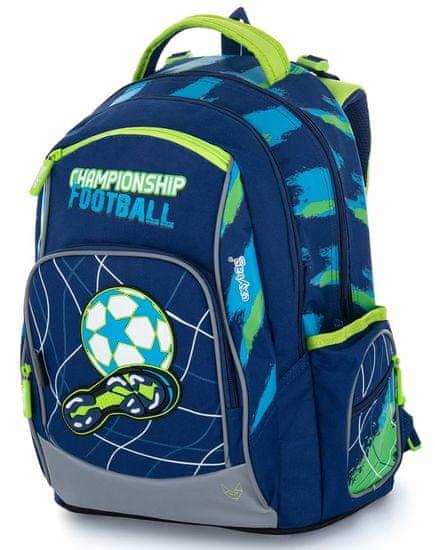 Karton P+P Iskolai szett OXY Style Mini football, blue