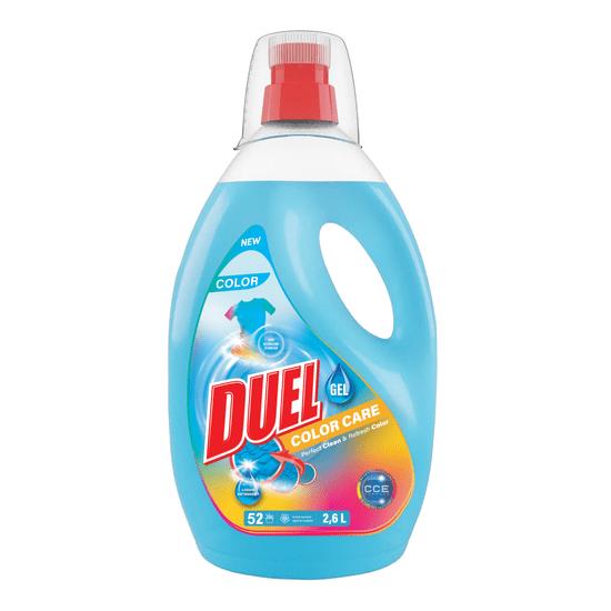 Duel Color Care tekući deterdžent za rublje, 2,6 l