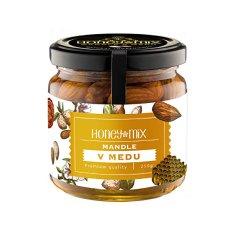 HoneyMix Mandle v mede 250 g
