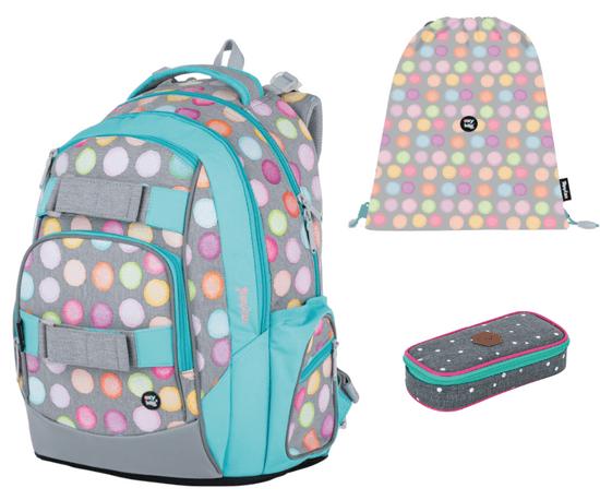 Karton P+P školski komplet OXY Style Mini rainbow
