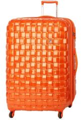 BESTBAGS Príručný kufor Shake Orange