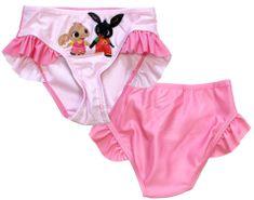 """SETINO Dekliške hlače za kopalke """"Bing"""" - temno roza - 116 / 5–6 let"""