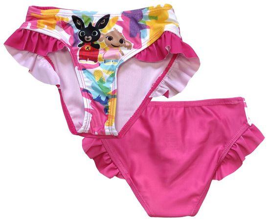 """SETINO Dekliške hlače za kopalke """"Bing"""" - temno roza"""