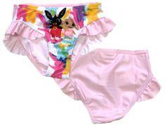"""SETINO Dekliške hlače za kopalke """"Bing"""" - svetlo roza - 116 / 5–6 let"""
