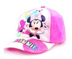 """SETINO Lány baseball sapka """"Minnie egér"""" - rózsaszín - 54 cm"""