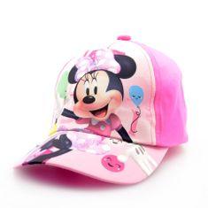 """SETINO Lány baseball sapka BABY """"Minnie egér"""" - sötét rózsaszín - 50 cm"""
