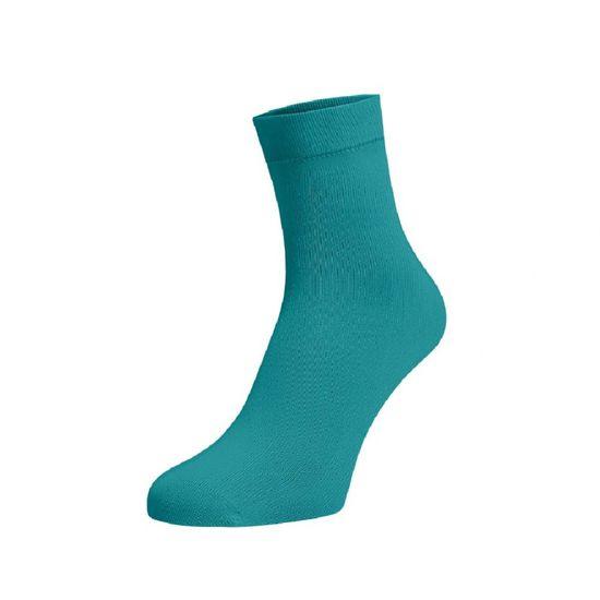 BENAMI Bambusové střední ponožky Blankytné Blankytná Bambus 35-38