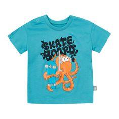 Garnamama md113531_fm1 majica za dječake, plava, 74