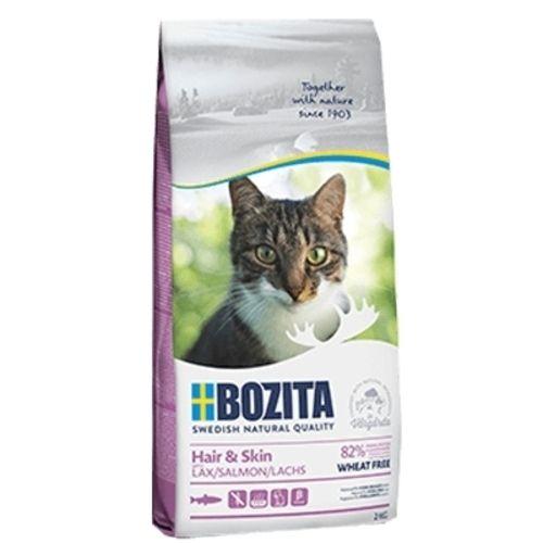 Bozita Feline Hair & Skin - Sensitive 10kg NEW