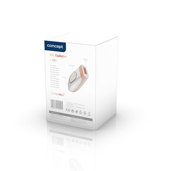 Concept Epilator IPL Perfect Skin