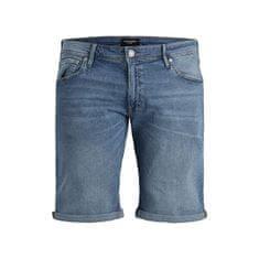 Jack&Jones Plus Férfi rövidnadrág 12183151 Blue Denim (Méret 40)