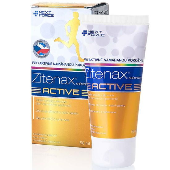 NEXTFORCE ZITENAX Active krémpasta 50 ml